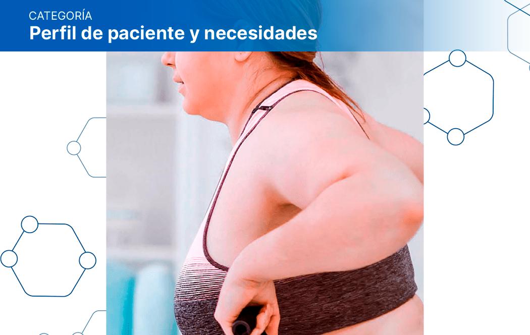"""4. Webinar """"Actividad física para el paciente con sobrepeso y obesidad: Ejercicios para hacer en casa""""."""