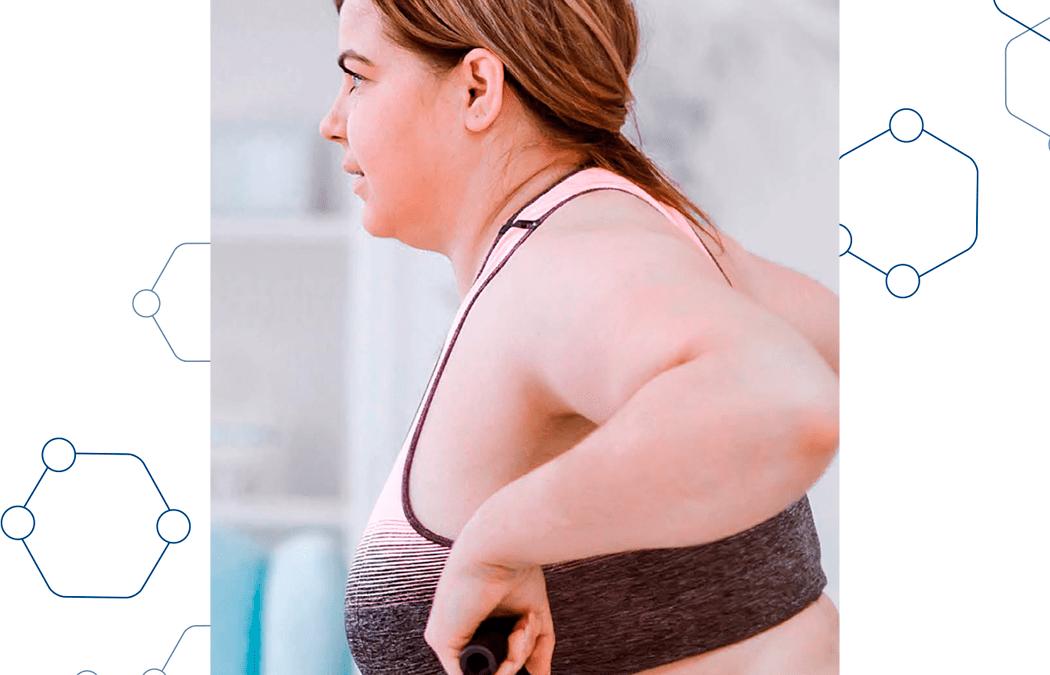 """Webinar """"Actividad física para el paciente con sobrepeso y obesidad: Ejercicios para hacer en casa""""."""