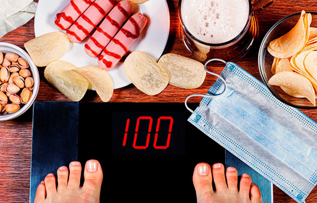 "Webinar: ""COVID-19 y Obesidad"""