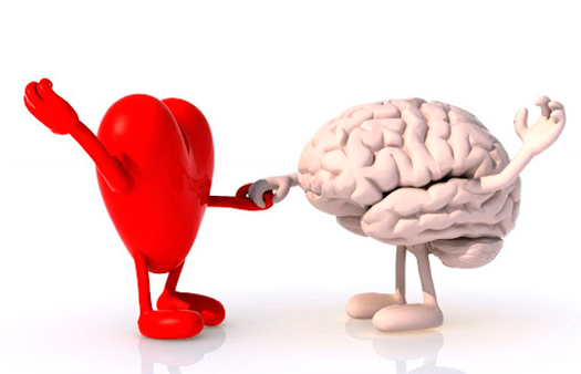 """Infografía """"Enfermedad cardiovascular y depresión"""""""