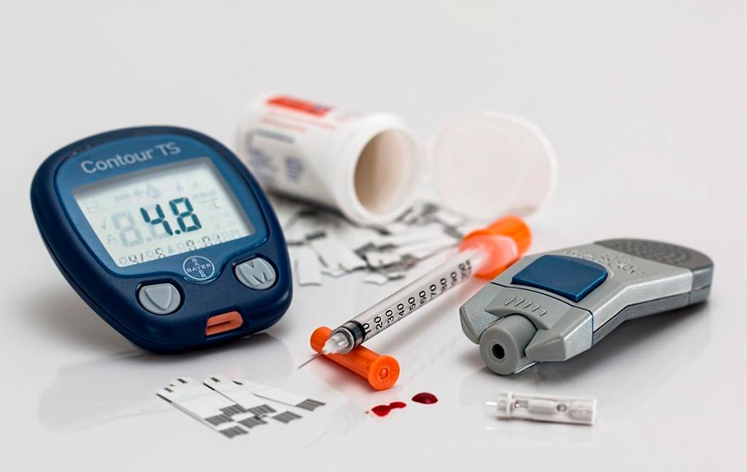 """Infografía """"Dispositivos para la aplicación de Insulina"""""""